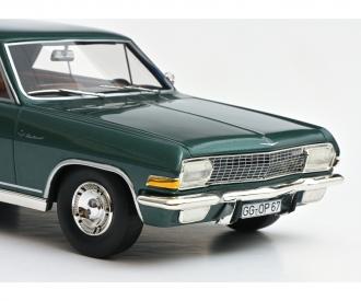 Opel Diplomat A green met. 1:18