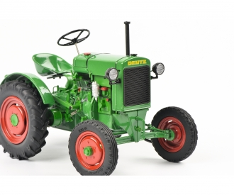 Deutz F1 M414 green/red 1:18