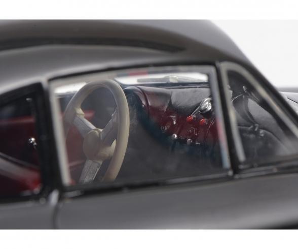 Porsche 356 Gmünd Coupé, schwarz, 1:18