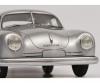 Porsche 356 Gmuend,silver 1:18
