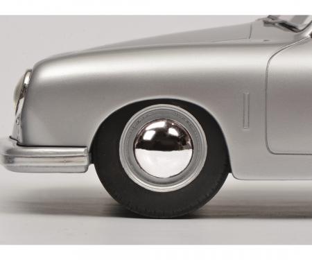 Porsche 356 Gmünd Coupé, silber, 1:18