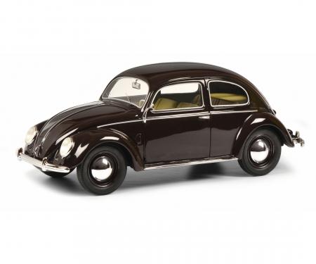 VW Kaefer split window red 1:18