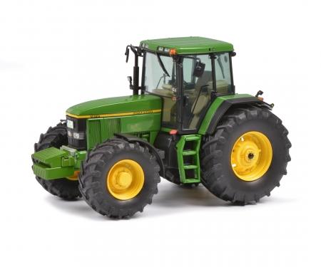 John Deere 7810 grün 1:18