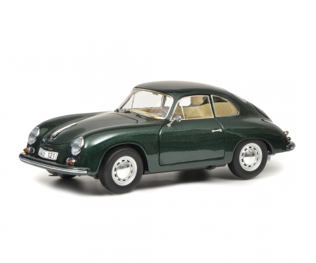 Porsche 356 A Carrera Coupé, grün metallic, 1:18