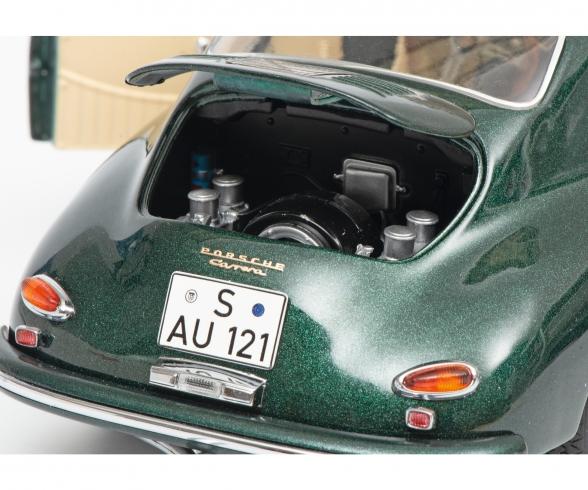 Porsche 356 A, green 1:18