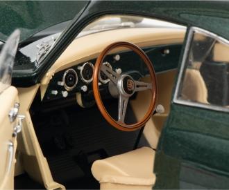 Porsche 356 A Carrera Coupé, grün metallic, 1:18