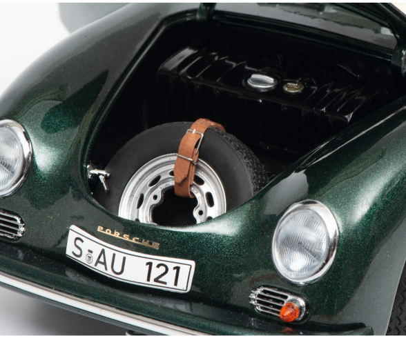 Porsche 356 A Carrera Coupé, green metallic, 1:18
