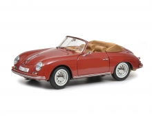 Porsche 356 A Carrera Coupé, red, 1:18
