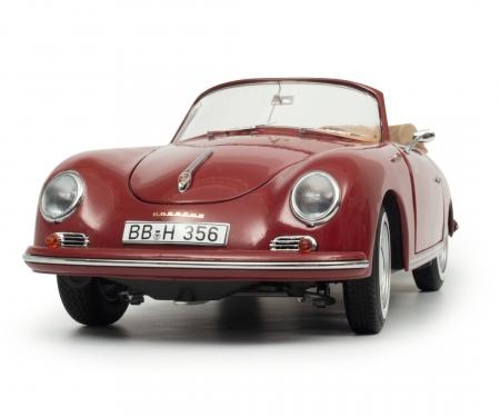 Porsche 356 A Carrera Coupé, red, 1:18