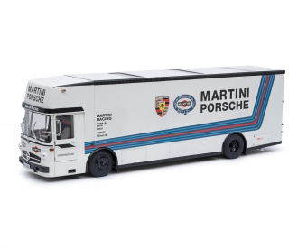 MB Race Trans. MARTINI 1:18