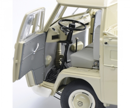 """VW T1b pick-up with tarpaulin """"VW Pritschen-Wagen"""", 1:18"""