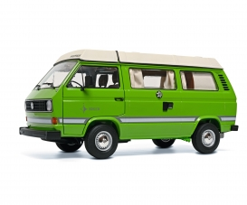 VW T3a Camper Joker green1:18