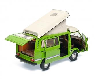 VW T3a Camper Joker green1:18