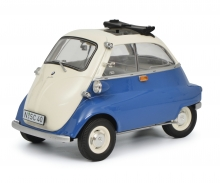 BMW Isetta Exp. bl.grey 1:18
