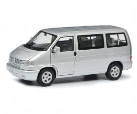 VW T4b Caravelle, silver 1:18