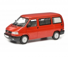 VW T4b Westfalia Camper, rot, 1:18