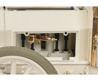 "Mercedes 35 HP ""1901"", white, 1:18"