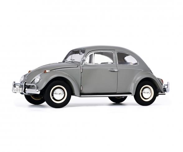 "VW Käfer Limousine ""1963"", grau, 1:18"