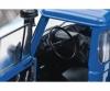 Unimog 406, blue 1:18