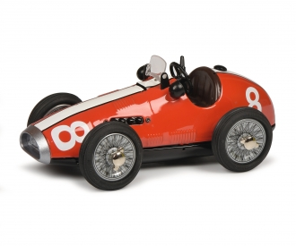 Grand Prix Racer #8, red