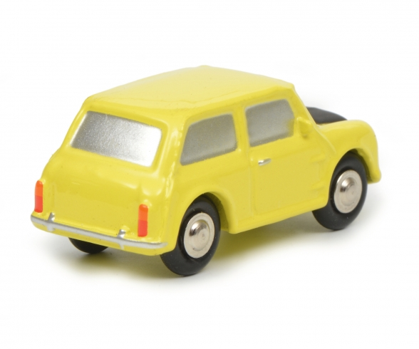 Pic. Mini Mr. B.,  yellow