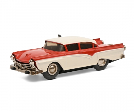 Micro Racer Fairlane, red beige