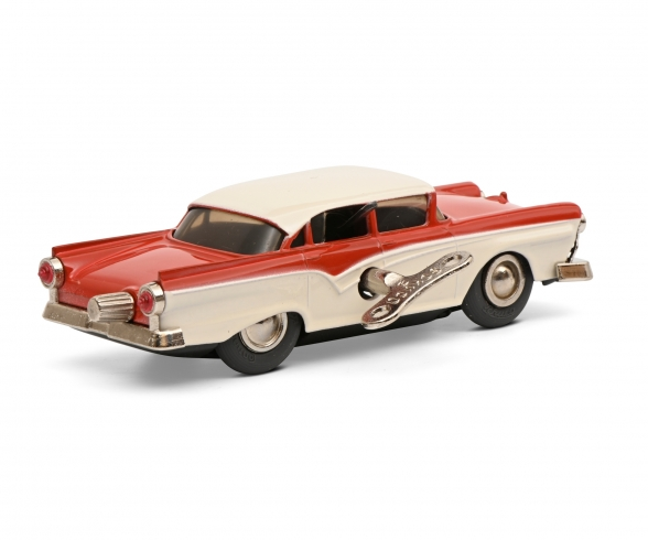 Micro Racer Fairlane,red-beige