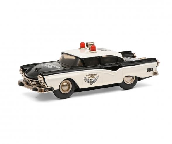 Micro Racer Fairlane POLICE