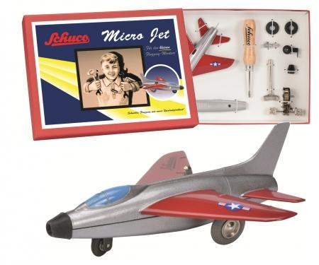 "Micro Jet ""Super Sabre F100"" construction kit"
