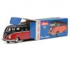 Micro Racer VW T1, brown-red