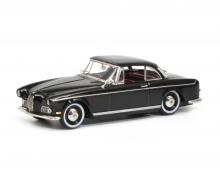 BMW 503 mit Hardtop, schwarz, 1:43