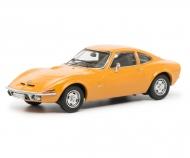 Opel GT, orange 1:43