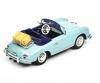 """Porsche 356 A Cabriolet """"Reisezeit"""", meißenblau, 1:43"""