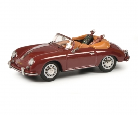 Porsche 356A conv. Golf 1:43