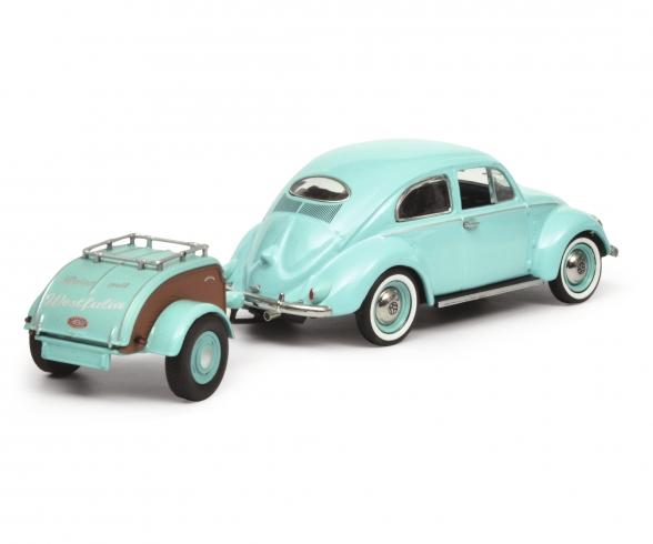 VW Kaefer Ovali, turquoise 1:43