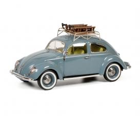 VW Käfer with sleighs 1:43
