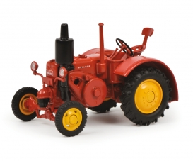 K.L. Bulldog, red 1:43