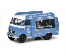 MB advertising car  NSU Max 1:43