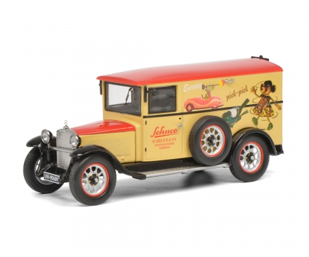 MB L1000 Schreyer+Co 1:43