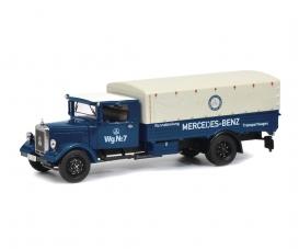 MB Lo 2750 Transportwagen 1:43