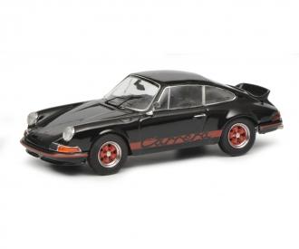 Porsche Carrera 2.7 RS, schwarz, 1:43