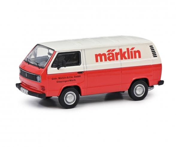 VW T3a box van MÄRKLIN 1:43
