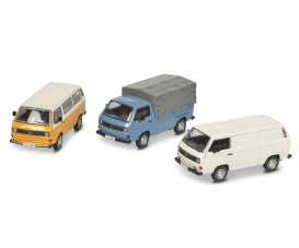 Set 40 years VW T3 1:43