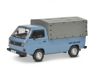 """Set """"40 Jahre VW T3"""" VW T3 Bus, Pritschenwagen und Kastenwagen, 1:43"""