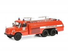 Tatra T148 fire brigade 1:43