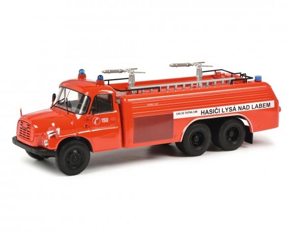 Tatra T148 Feuerwehr 1:43
