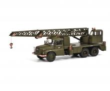 Tatra T148 Kranwagen 1:43