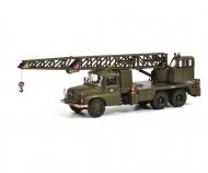 Tatra T148 crane truck 1:43