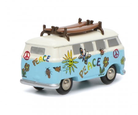 "VW T1 Bus ""Surfer-Bus"""