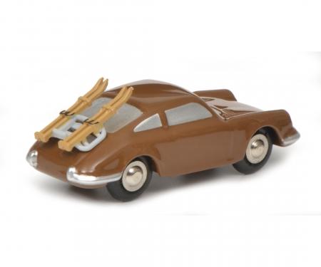 """Porsche 911 """"Skiurlaub"""""""